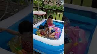 2018년 여름,집수영장