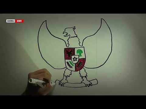 Misteri Pemilihan BURUNG GARUDA Sebagai Lambang Negara Indonesia, Inilah Alasannya...