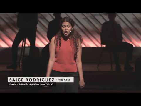 Saige Rodriguez | Theater | 2017 National YoungArts Week thumbnail