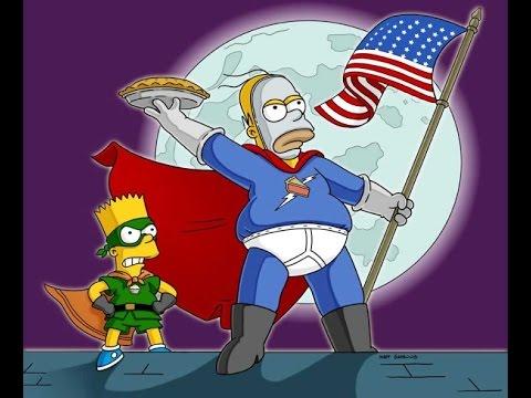The Simpsons - Pie Man ASMV