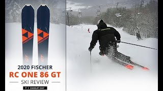 2020 Fischer RC One 86 GT Ski Review