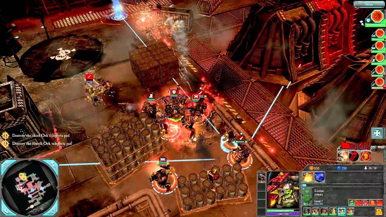Warhammer 40000 Dawn Of War 2 Retribution Access Point Primus