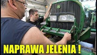 Naprawa Ciągnika ! ☆Co go Boli..☆ Serwis Traktora Przed Żniwami 2019