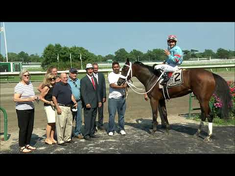 video thumbnail for MONMOUTH PARK 7-7-19 RACE 8