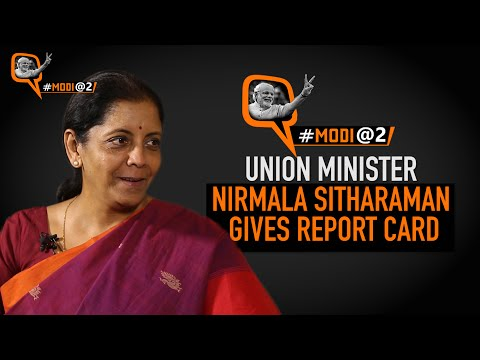 Nirmala Sitharaman :   Minister of State (Independent Charge) for the Ministry of Commerce & Industry, Talks Modi, Minist