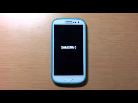 Galaxy S III LTE (E210S-LL6) - International Boot Animation