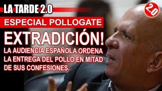 🔴 POLLOGATE: Extradición a EEUU!!  - Lo que está DETRÁS de la #EXTRADICION -Jorge Javier a casa  -