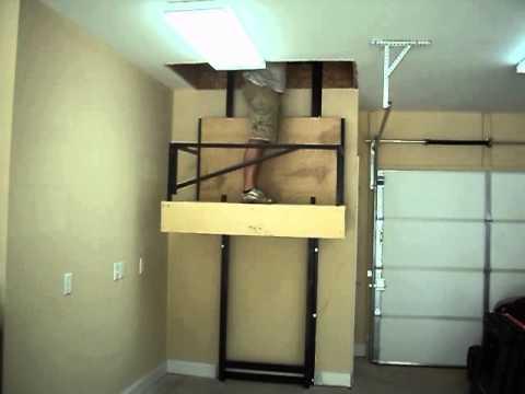 Garage Door Dumbwaiter Lift Doovi