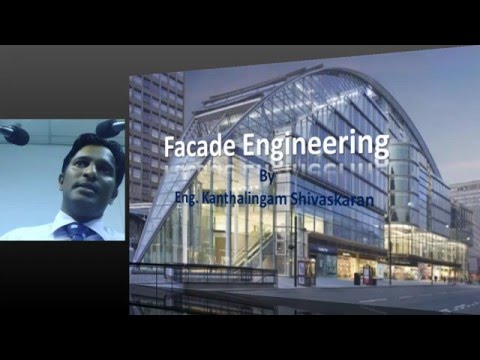 PUBLIC LECTURE : Facade Engineering