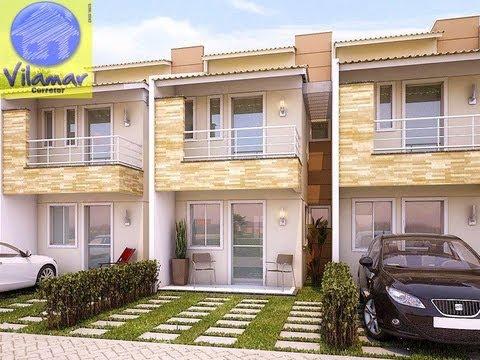 Tour residencial natura ville fortaleza ce youtube for Diseno apartamentos duplex pequenos