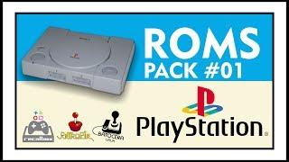 ROMS DE PSX - PACK #1