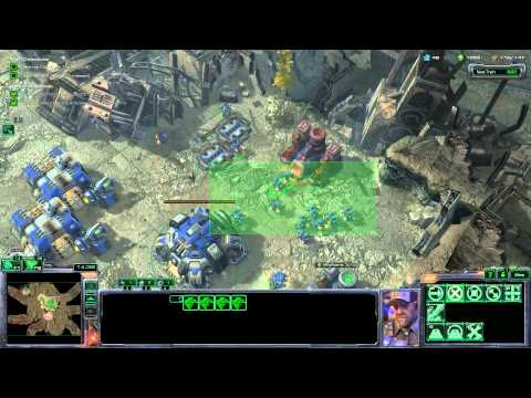 Starcraft 2: Wings of Liberty - The Great Train Robbery