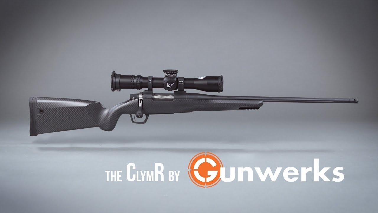 The ClymR | Custom Long Range Rifle - Gunwerks
