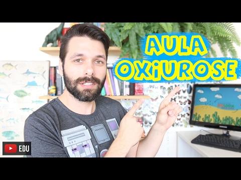 Oxiurose (Oxiurus Ou Enterobiose) - Enterobius Vermicularis - Parasitologia   Prof. Samuel Cunha