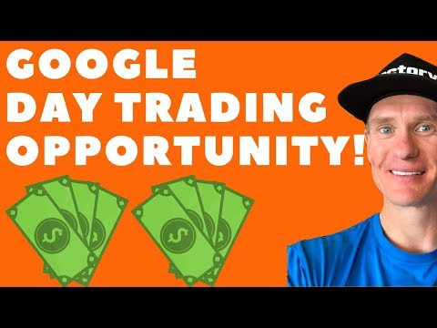 DAY TRADING | Big Opportunity With Google Stock!