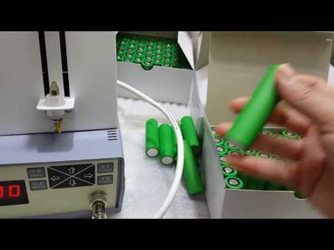 original sony vtc6 3100mah 30a battery testing from china geegood