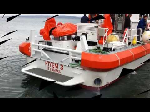 Özata Shipyard-Sar Boat Speed Test