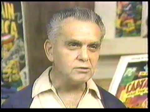 Jack Kirby on Entertainment Tonight - 28 Oct 1982