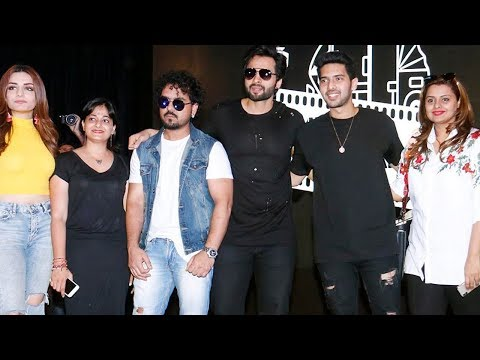 Jackky Bhagnani, Armaan Malik At National College Music Concert To Promote Dil Junglee