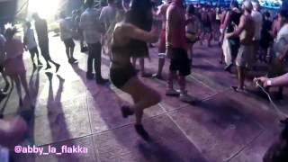 Miami Ultra Music Festival 2016 | Footwork | Housing | Shuffling | Cutting Shapes