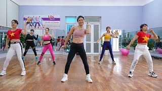 40 MIN FULL BODY WORKOUT Effective exercise for Obese People Zumba Class