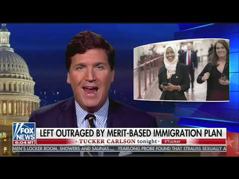 Tucker Carlson: Somali American congresswoman is 'a symbol of America's failed immigration system'