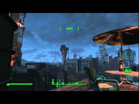 Fallout 4 Survival: P1E8: South Boston Military Checkpoint