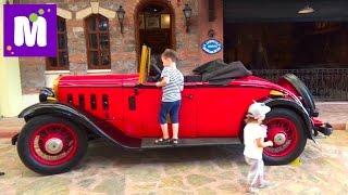 #3 Стамбул смотрим раритетные машины в музее industrial and cars museum in Istunbil