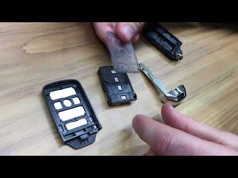 Replacing The Honda Key Fob Battery Rensselaer Honda