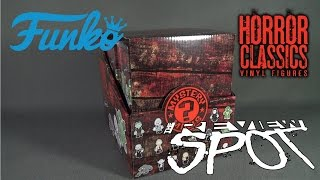 Collectible Spot - Funko Horror Mystery Minis Series 2 CASE OPENING!