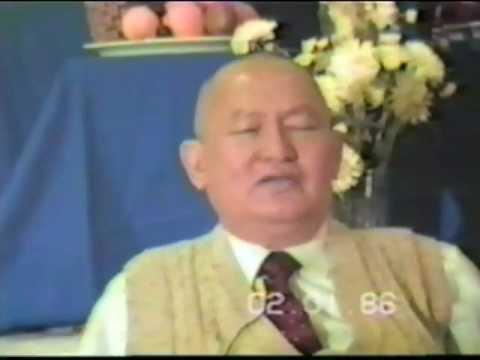 Thiền sư Lương sĩ Hằng thuyết giãng_9:Nguyên Lý Nam Mô Di Đà Phật