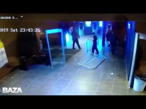 Посетителя убили во время концерта In Extremo ВИДЕО С КАМЕР