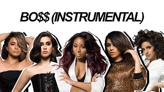 Fifth Harmony : BO$$ (BOSS) - Instrumental/Karaoke (With Lyrics and Pictures)