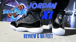 "2016 JORDAN 11 XI  ""Space Jam"" PE 