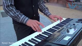 Тестируем синтезатор CASIO на улице! Brest! Street! Music!