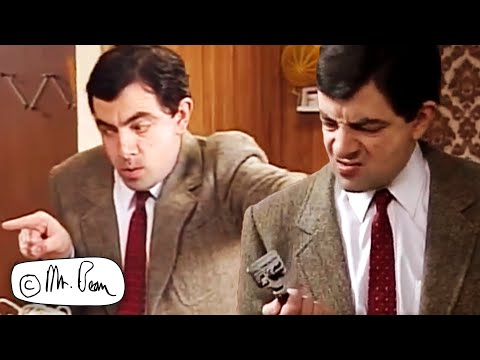 Happy Organize Your Home Day! | Mr Bean Funny Clips | Mr Bean Official
