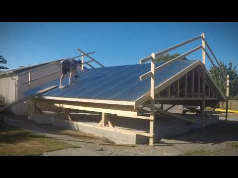 Build and Lift - Garage Roof Lift