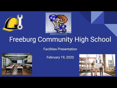 Freeburg Community High School Facilities Presentation