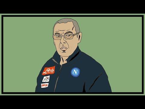 Maurizio Sarri: A Brief History Of
