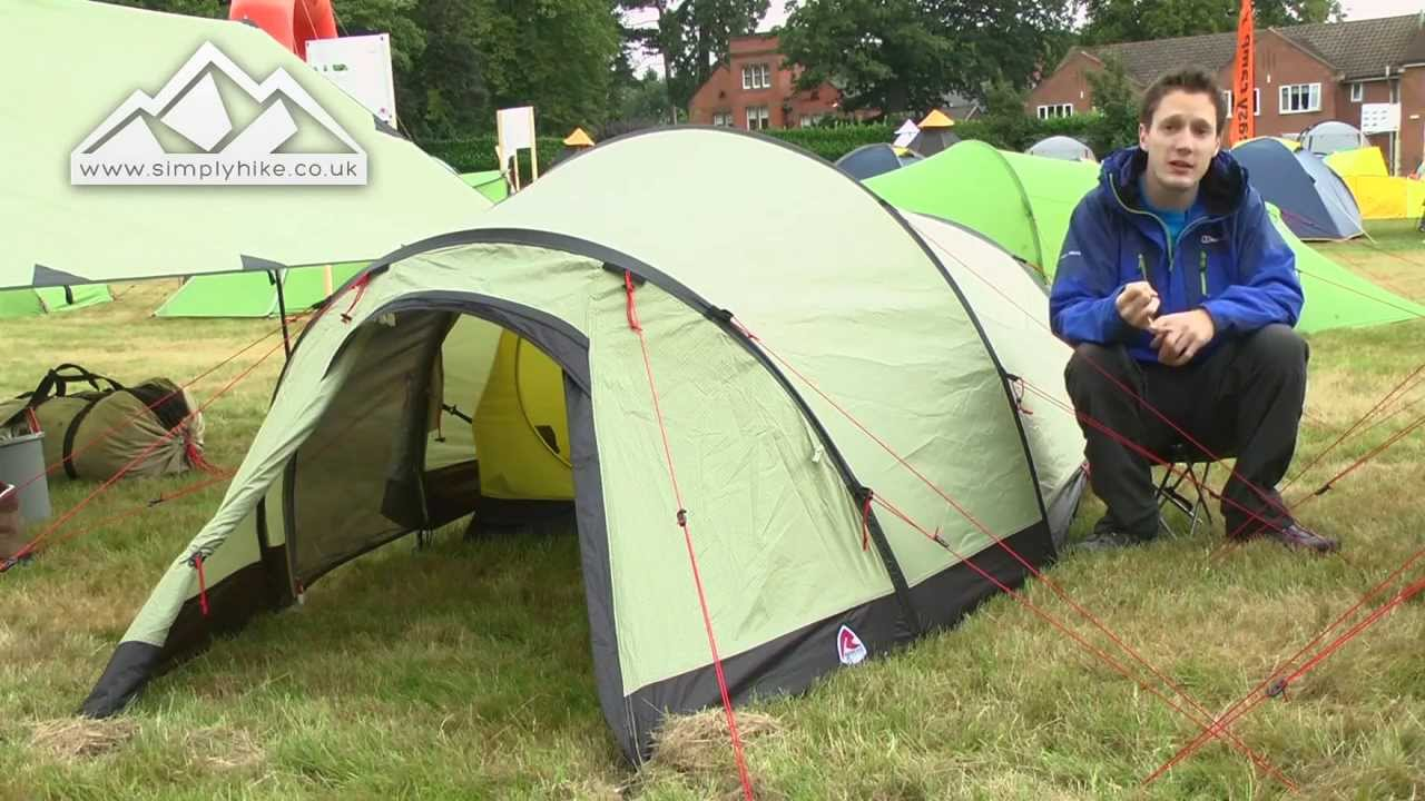 sc 1 st  YouTube & Robens Voyager 2 EX Tent - www.simplyhike.co.uk - YouTube