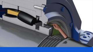 SKF Installation instructions of HRS and HSS seals from SKF for wind turbine main shafts Mp3