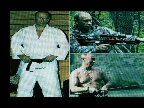 Putin es cinturón negro 8 Dan Karate,Taekwondo y Judo
