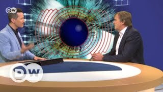 Norbert Pohlmann on information security   DW English