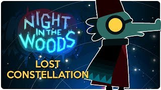 Let's Play Night in the Woods Blind - Lost Constellation [Weird Autumn Edition PC Gameplay]