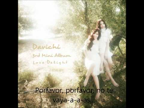 Davichi - Love Oh Love [Sub. Español] [Full]