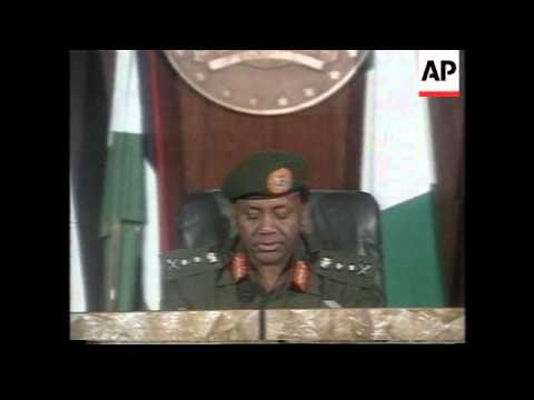 Nigeria - Sani Abacha On Democracy