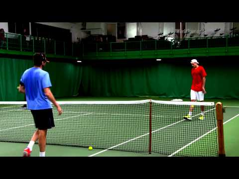 ATP World Tour Uncovered The John Isner Serve