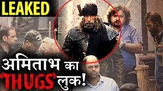 Leaked: Amitabh Bachchan's THUGS OF HINDOSTAN look!