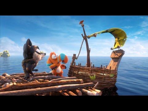 Ups! Arka odpłynęła