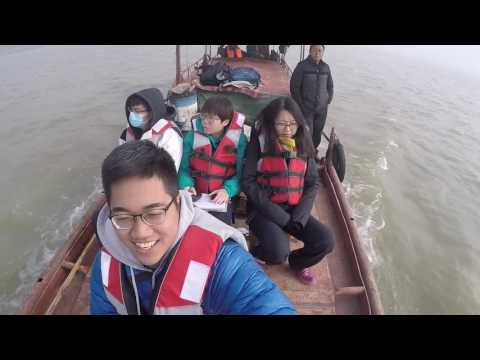 Anqing, China 2016 - Yangtze Finless Porpoise Conservation Trip
